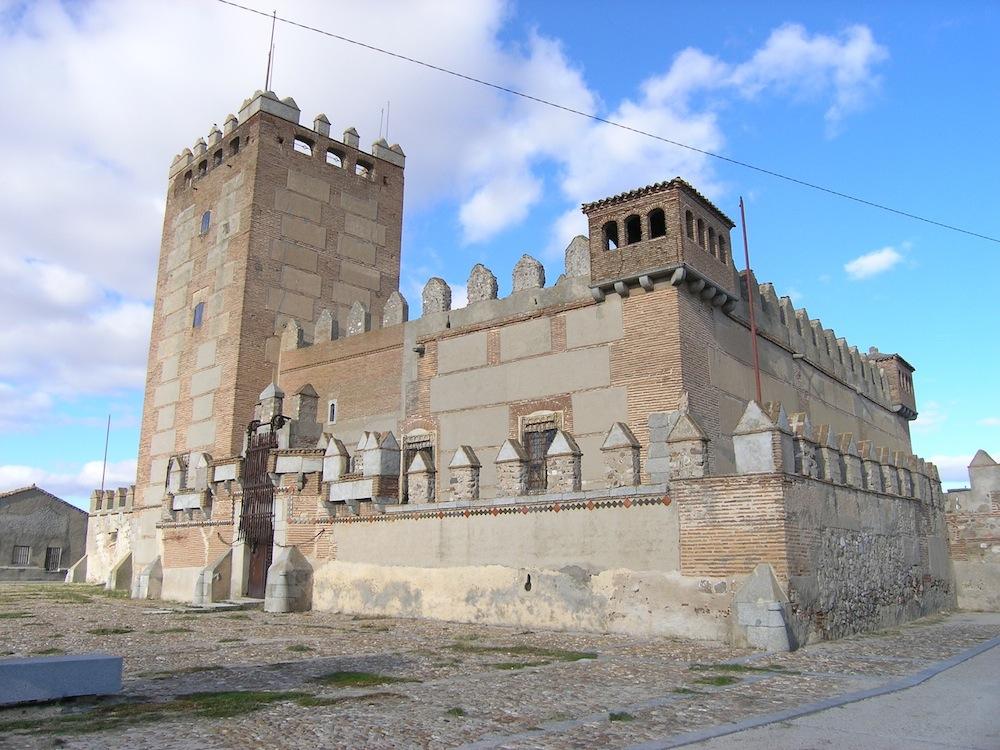 Castillo del Conde de Montellano