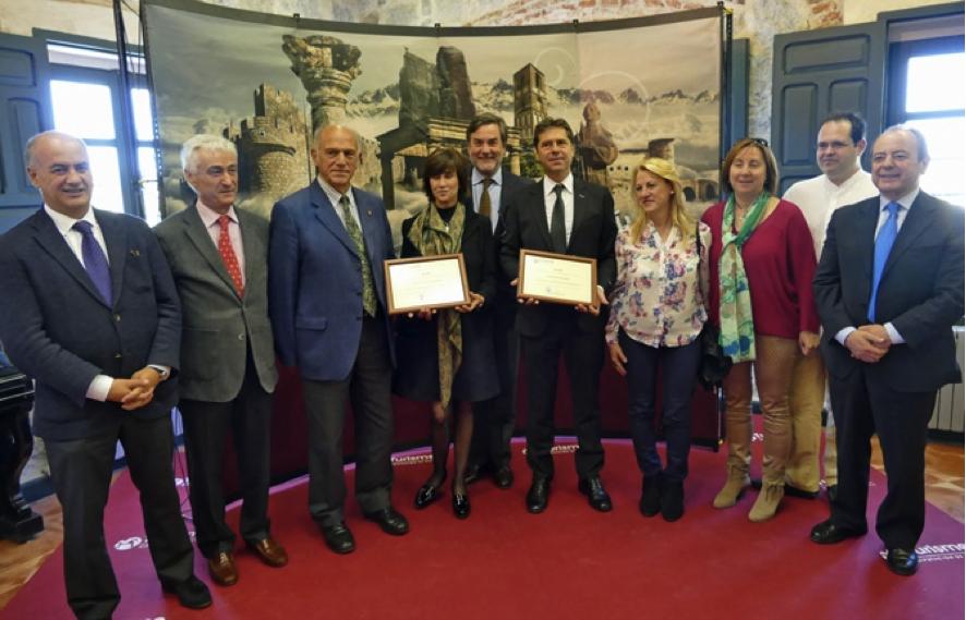 Premios de Turismo Rural Ávila 2015