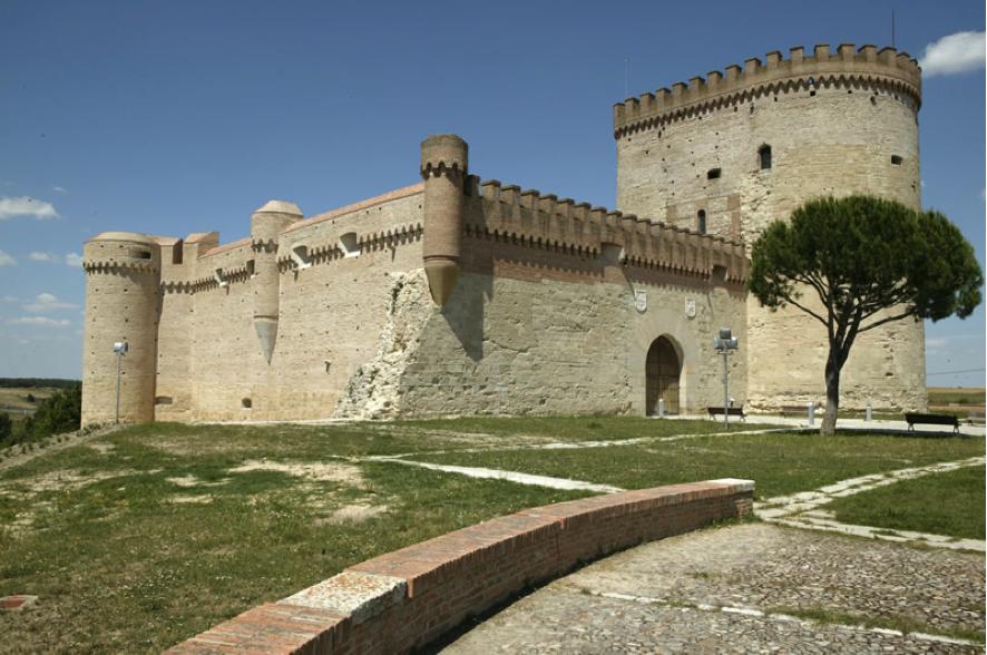 Castillo de Arévalo Ávila