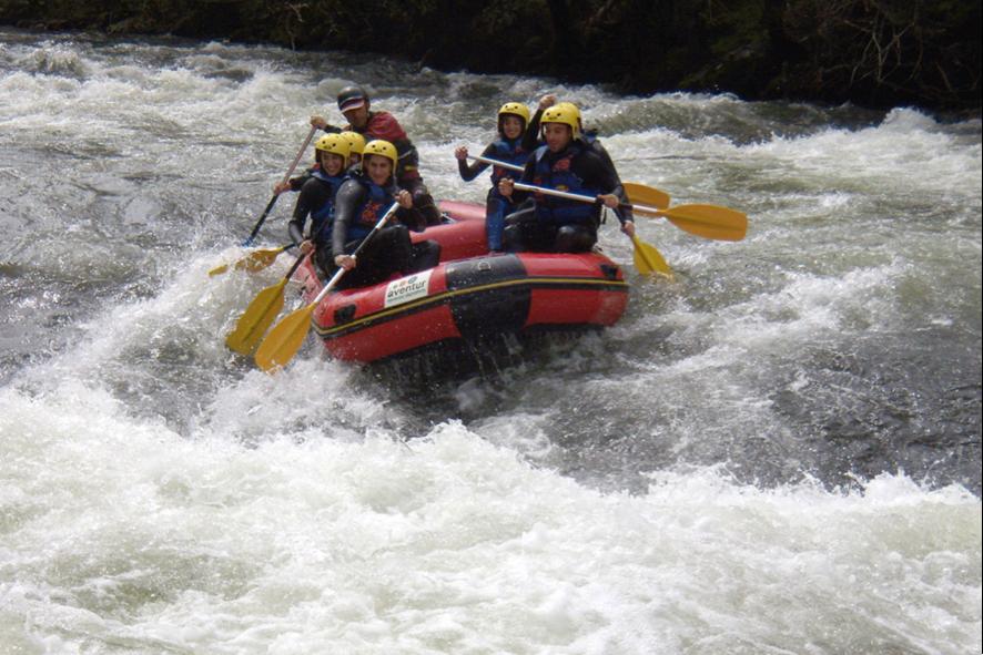 Rafting El Barco de Ávila