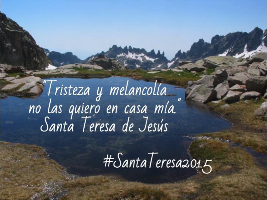 V Centenario Santa Teresa de Jesús Ávila