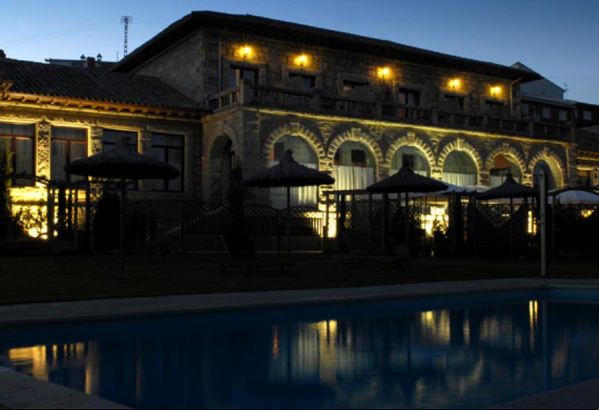 Alojamiento provincia de Ávila