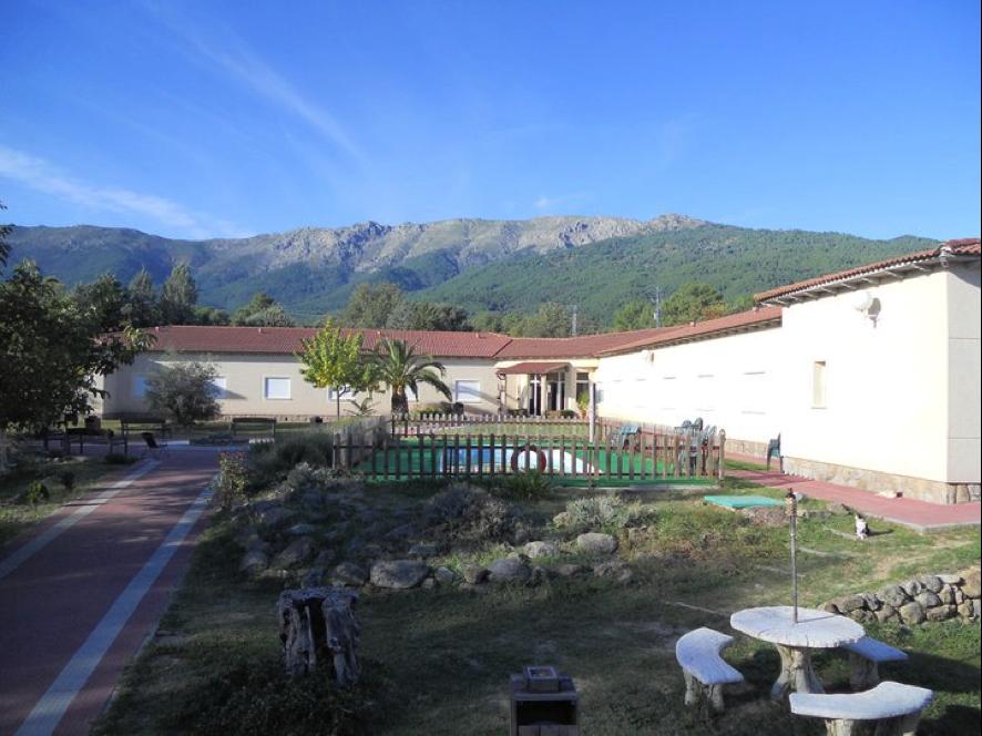 Centro de turismo rural San Roque