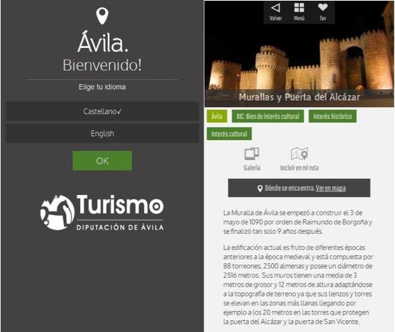 App Diputación Turismo Ávila1