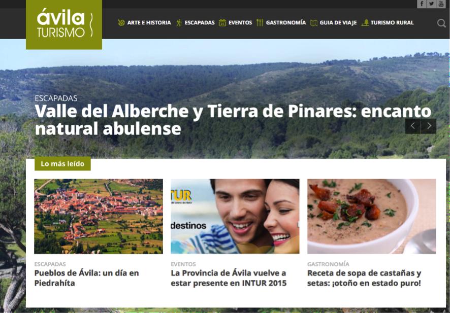 Blog Turismo de Ávila