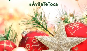 Feliz Navidad Ávila