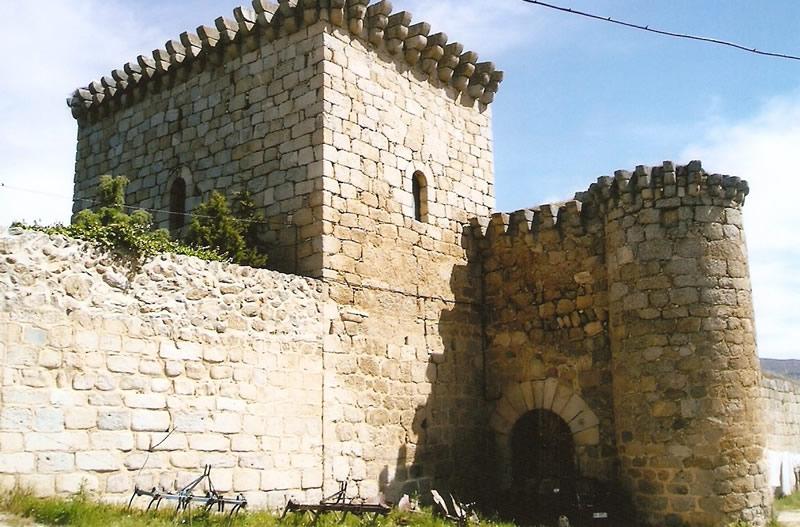 Castillo de Bonilla de la Sierra Provincia de Ávila