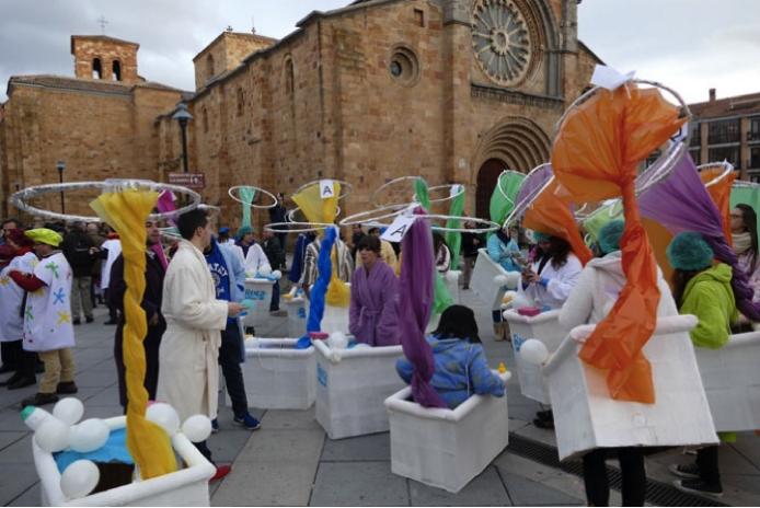 Carnavales Ávila