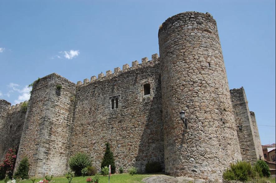 Leyendas Ávila El Castillo de La Triste Condesa