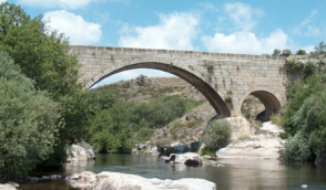 Ruta en bici provincia de Ávila